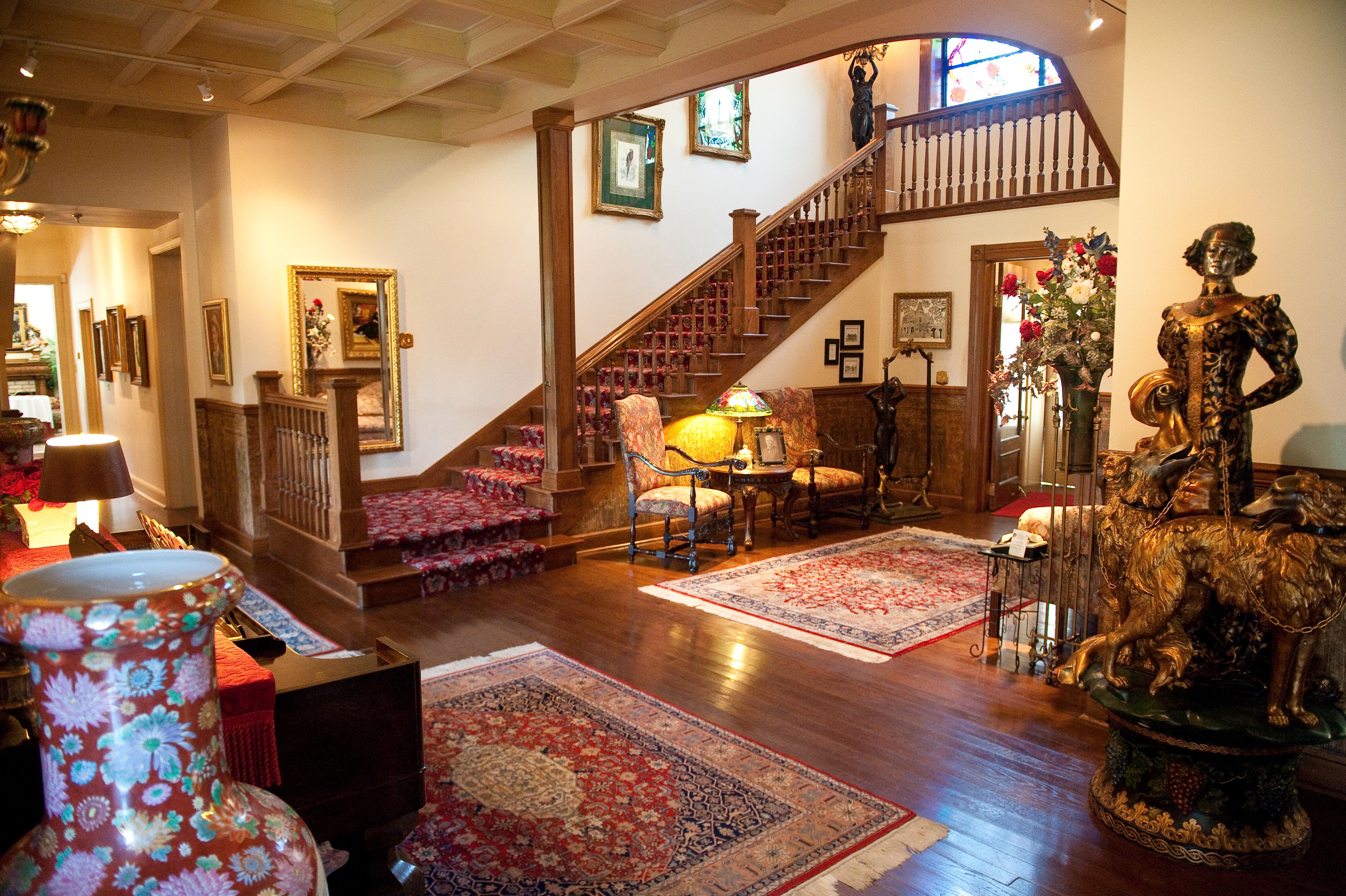 AwardWinning Inns from Winner Hospitality Buhl Mansion
