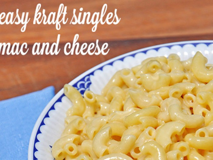 easy mac and cheese