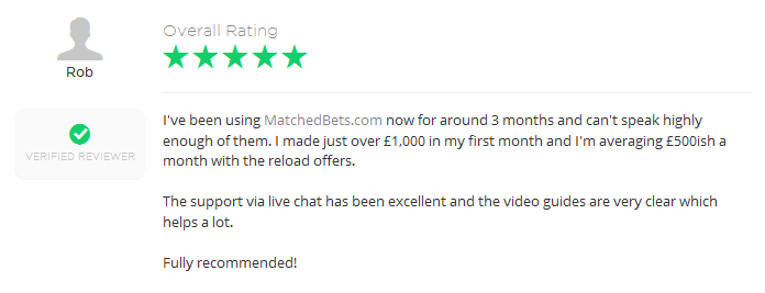 matchedbets reviews