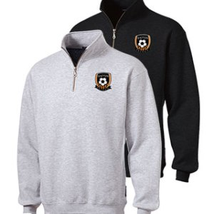Select 1/4 Zip Sweatshirt  $37.00