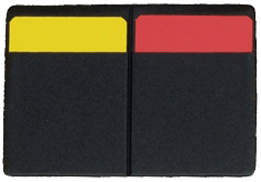 Referee Card Wallet $2.50
