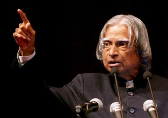 Top 26 Abdul Kalam Quotes that are motivational and inspiring