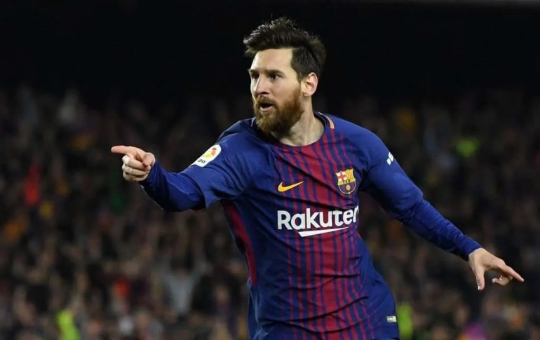 highest paid athletes in the world 2020 Lionel Messi