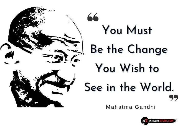 4-mahatma gandhi quotes