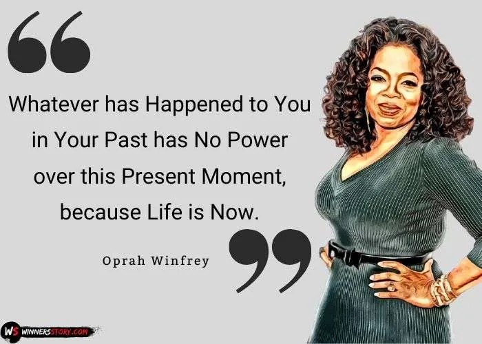 20-oprah winfrey quotes on success