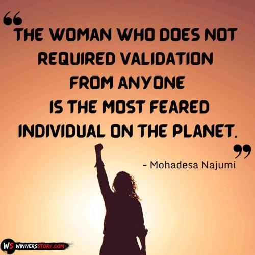 44-motivational quotes about women