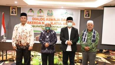 "Photo of Zulkarnain Suleman "" Kami Salut Atas Kinerja PCNU Gorut""."