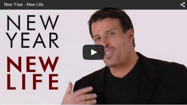 New Year, New Life with Tony Robbins