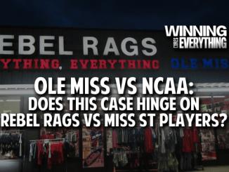 Rebel Rags vs Miss St