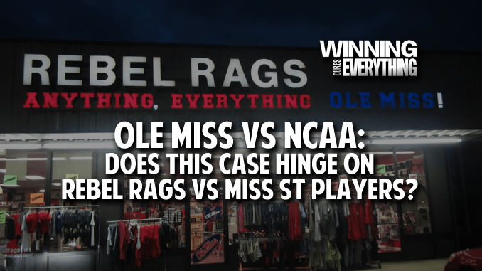 Rebel Rags vs Miss St