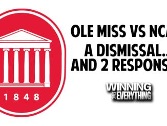 Ole Miss dismissal responses