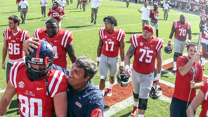 Ole Miss Ready for 2017 Season