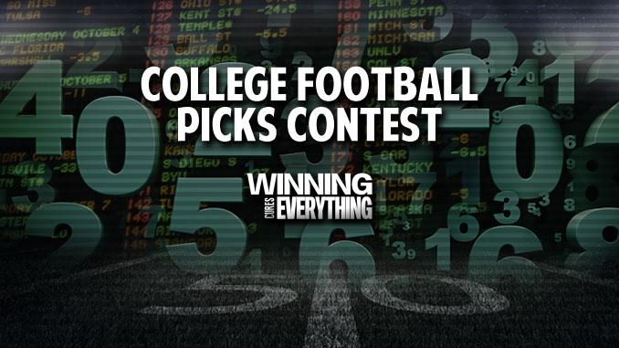 WCE College Football Picks Contest