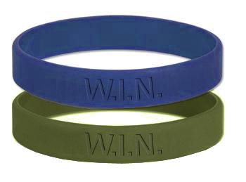 W.I.N. Wristbands