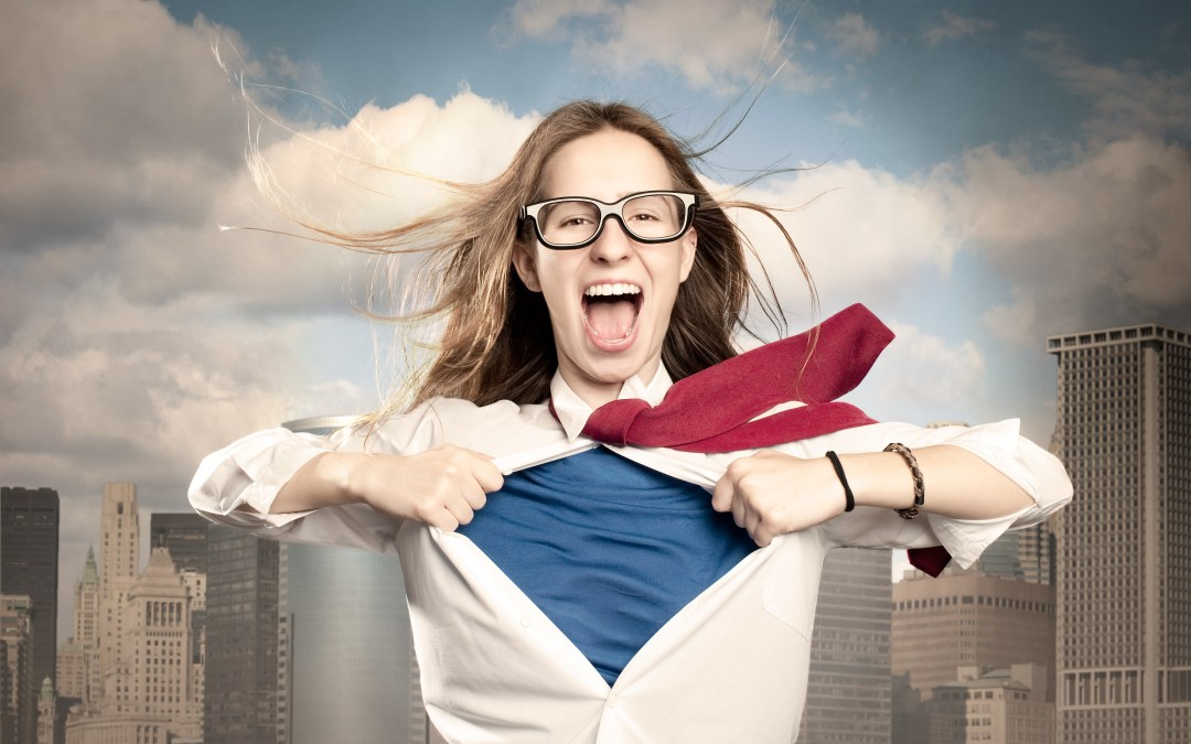 Building Your Pitch Deck:  Letting Out Your Inner Superhero
