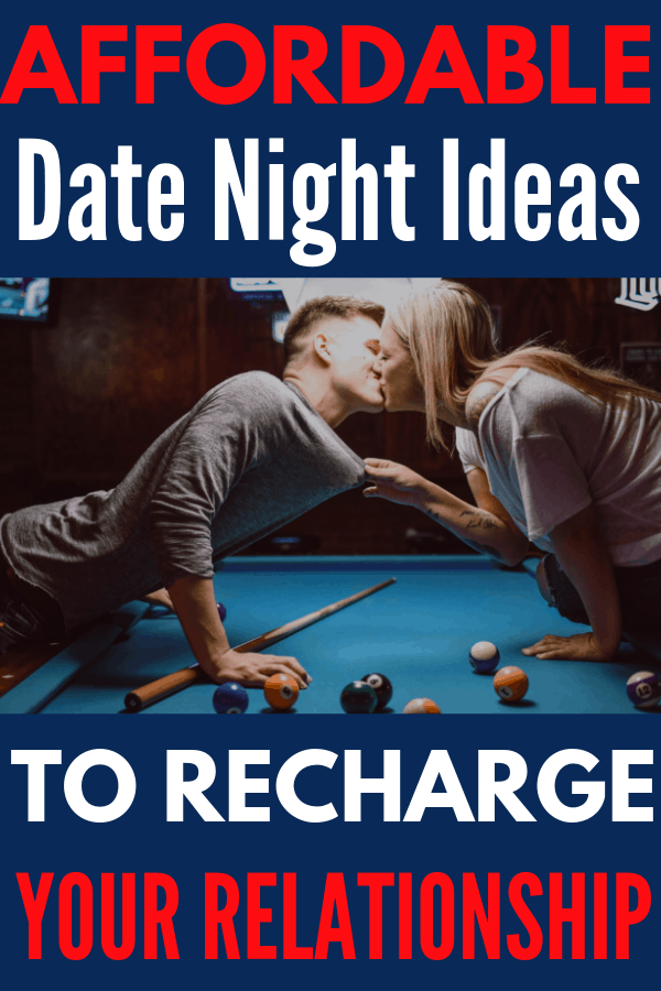 On A budget but need to refresh your relationship with a date night? Check out these budget-friendly date night ideas!