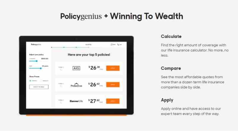 Do you need life insurance? Get a quote with PolicyGenius today!