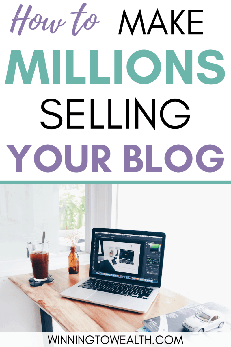 Do you want to start a blog this year? Marc Andre has built and sold several blogs earning over $1,000,000 in the process. Listen as he shares how to start, scale, and sell your blog this year.