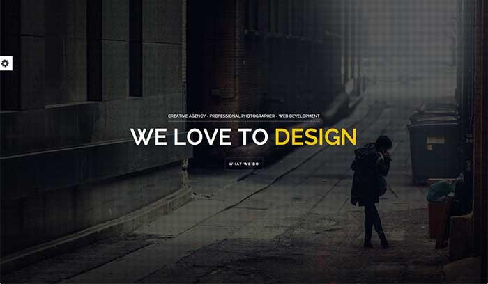 Brooklyn - One-Page WordPress Theme