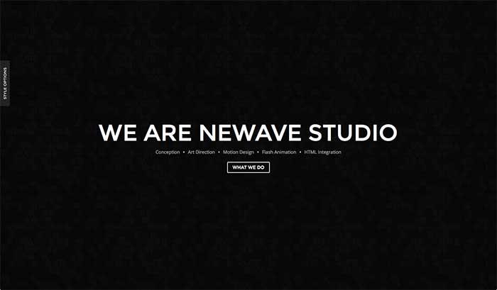 Newave - One-Page WordPress Theme