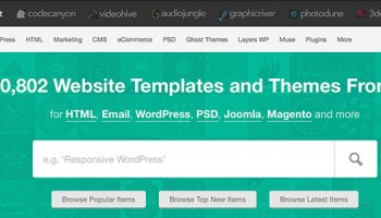 Top 25 All-Time Most Popular WordPress Themes on ThemeForest