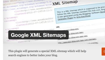 How To Install And Configure The Google XML Sitemaps Plugin For WordPress