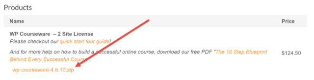 WP Courseware Download