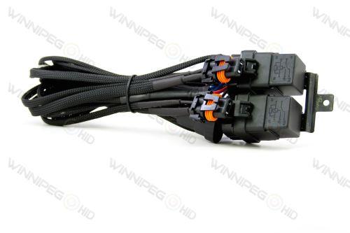 small resolution of morimoto single beam hd harness
