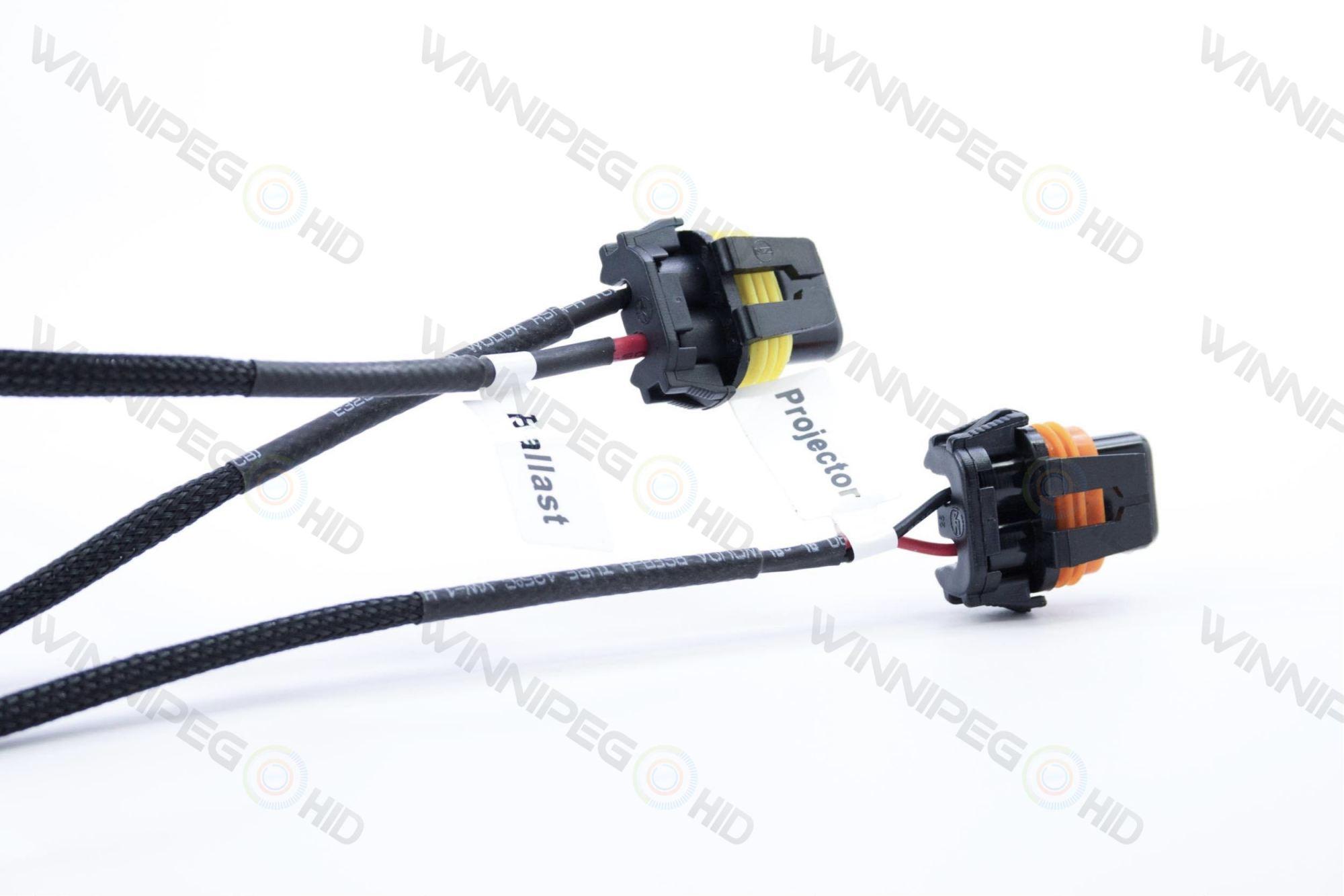 hight resolution of morimoto motocontrol h4 9003 bi xenon harness