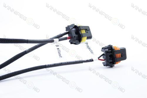 small resolution of morimoto motocontrol h4 9003 bi xenon harness