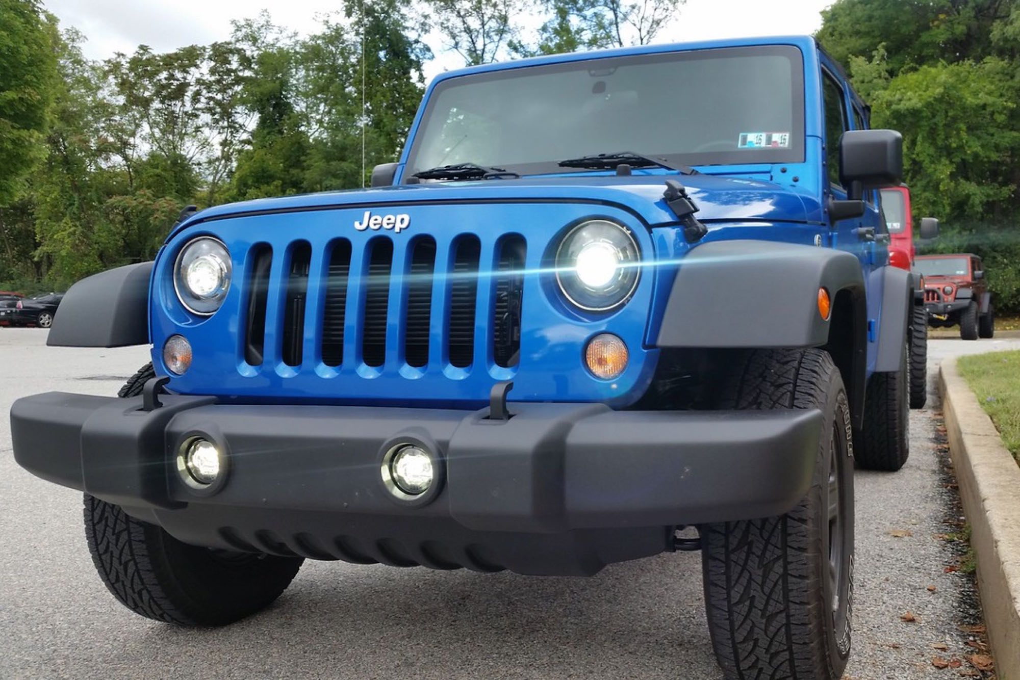 Wiring Offroad Lights With Stock Foglight Harness Rangerforums