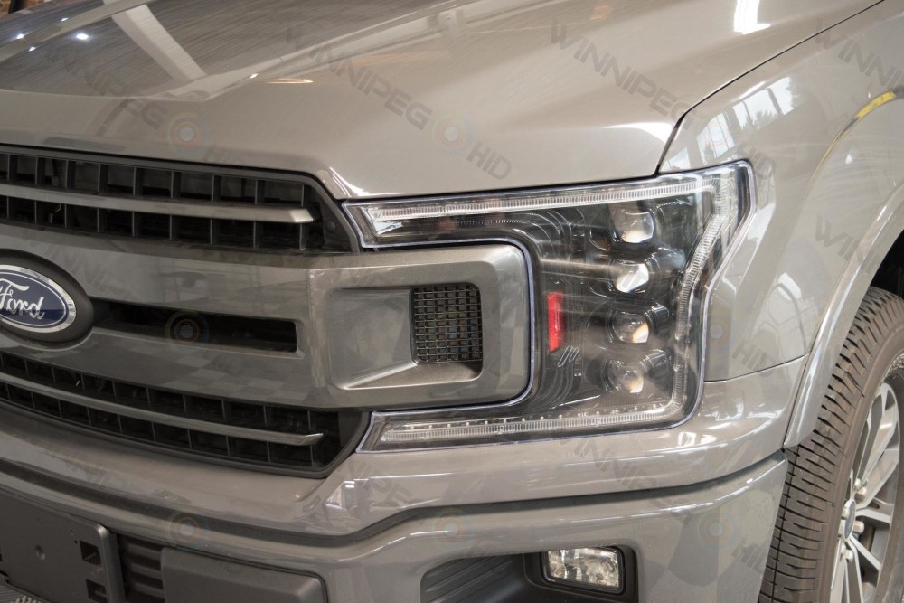 medium resolution of ford f150 18 xb led headlights