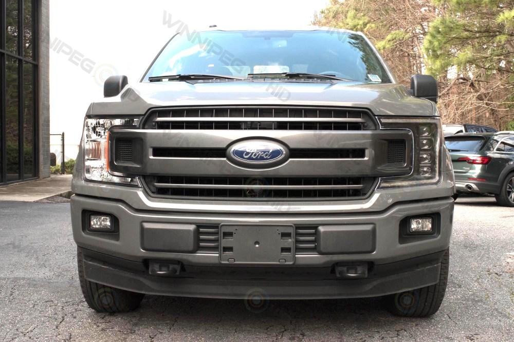 medium resolution of ford f150 18 xb led headlights