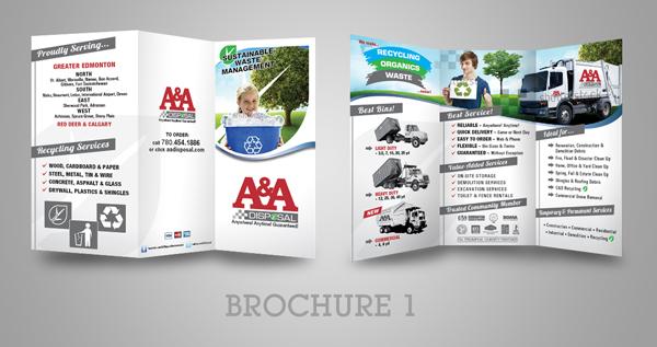 Brochure Design Winnipeg
