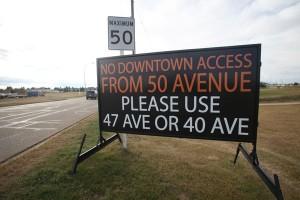 Road Side Signs Winnipeg