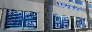 Winnipeg Business Signs