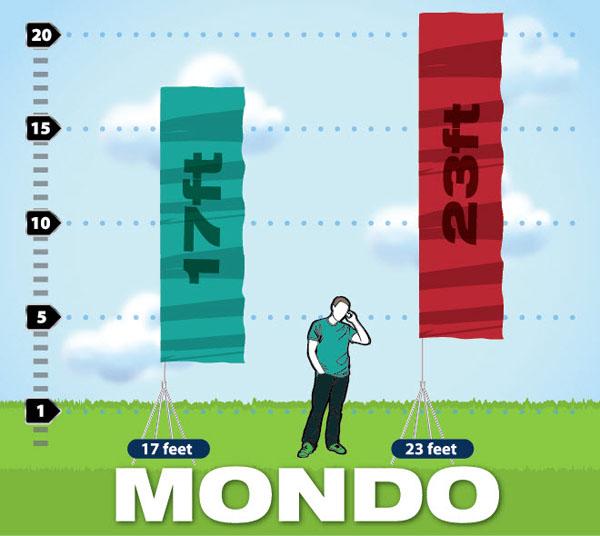 Winnipeg Flags Mondo Style