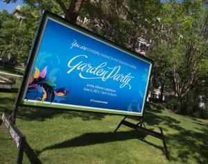 Winnipeg Non-Profit Portable Signs