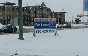 Winnipeg Real Estate Signs