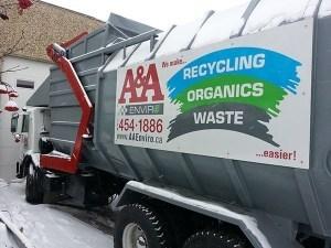 Winnipeg aluminum Signs