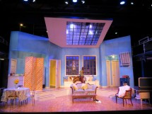 Barefoot in the Park Set Design