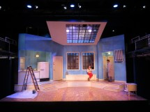 Barefoot in the Park Design
