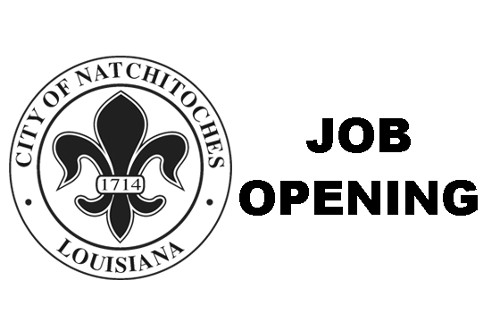 CITY OF NATCHITOCHES JOB OPPORTUNITY: Certified Building