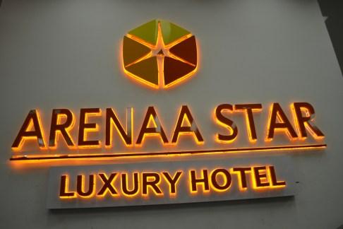 Arenaa Star Luxury Hotel