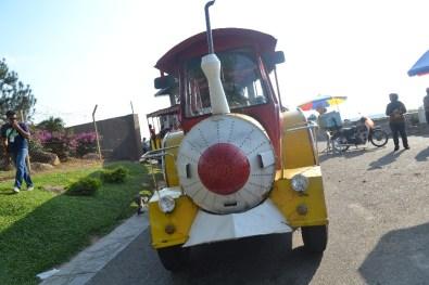 Transportasi ke Bukit Melawati