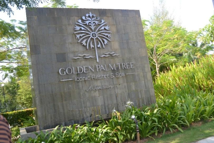 Golden Palm Street