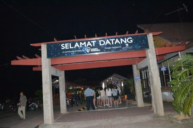 Kelap-kelip di Kampung Kuantan