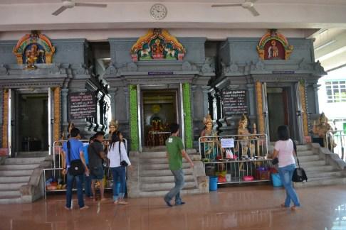 Pelataran Sri Nagara Thendayuthapani Temple