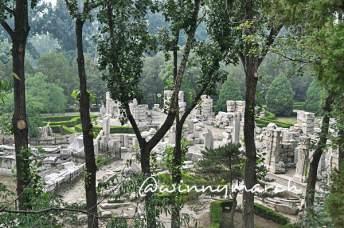 Yuánmíngyuán (the Gardens of Perfect Brightness)