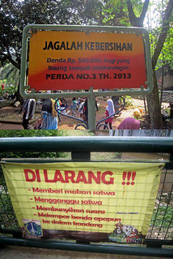 Larangan Kebun Binatang Ragunan